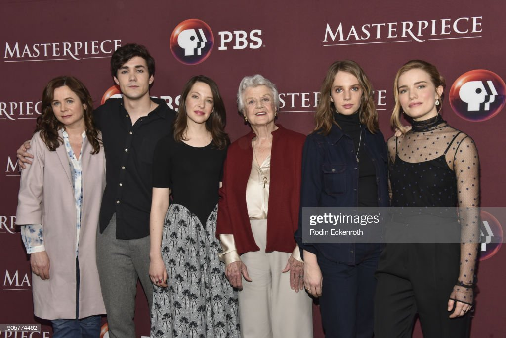 "Photo Call For BBC's ""Little Women"""