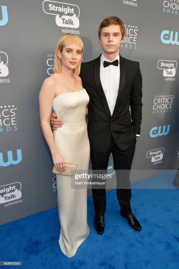 The 23rd Annual Critics' Choice Awards - Red Carpet : News Photo