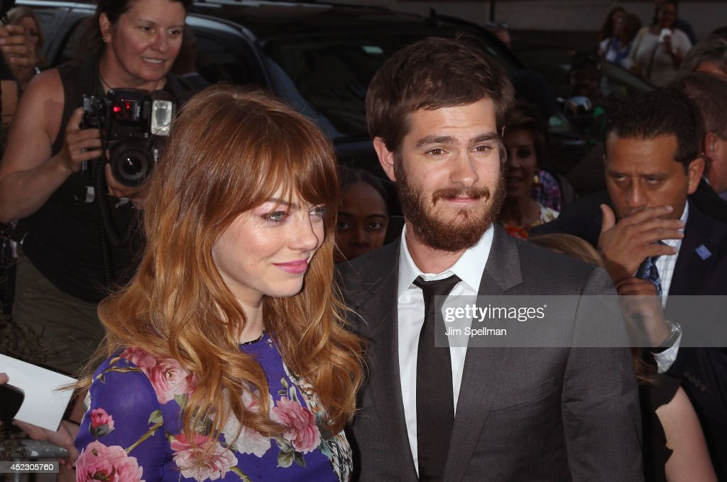 """""""Magic In The Moonlight"""" New York Premiere - Outside Arrivals : News Photo"""