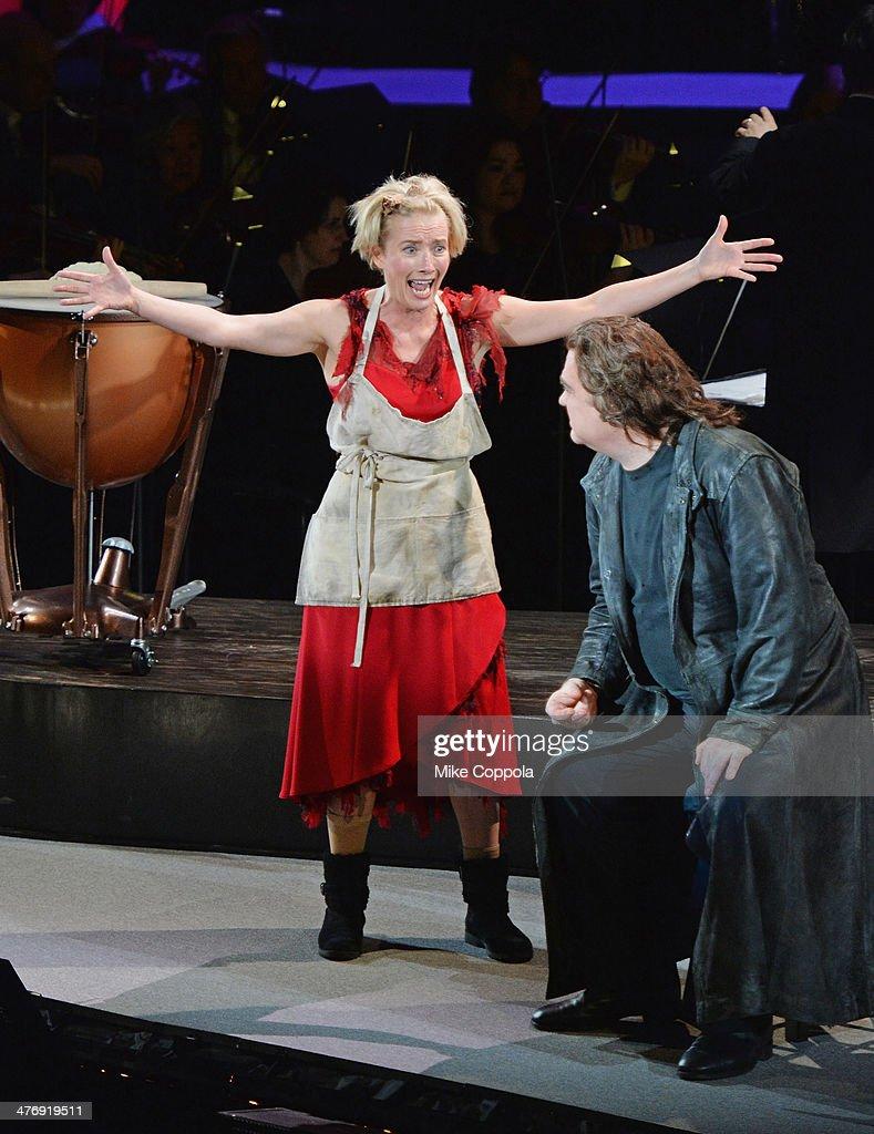 The 2014 New York Philharmonic Spring Gala : News Photo