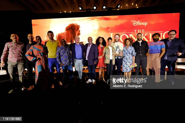 Actors Eric Andre KeeganMichael Key Florence Kasumba Billy Eichner Creator/producer African vocal/choir arrangements Lebo M Composer Hans Zimmer...