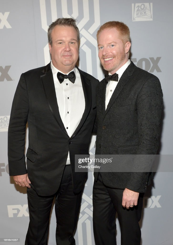 Fox Broadcasting Company, Twentieth Century Fox Television And FX Proudly Celebrate Their 2013 EMMY Nominees - Red Carpet : News Photo