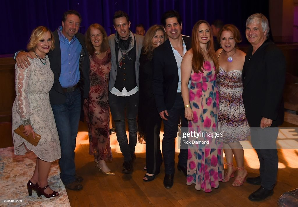 """World Premiere of """"Part of the Plan"""" at Tennessee Performing Arts Center, Nashville : News Photo"""
