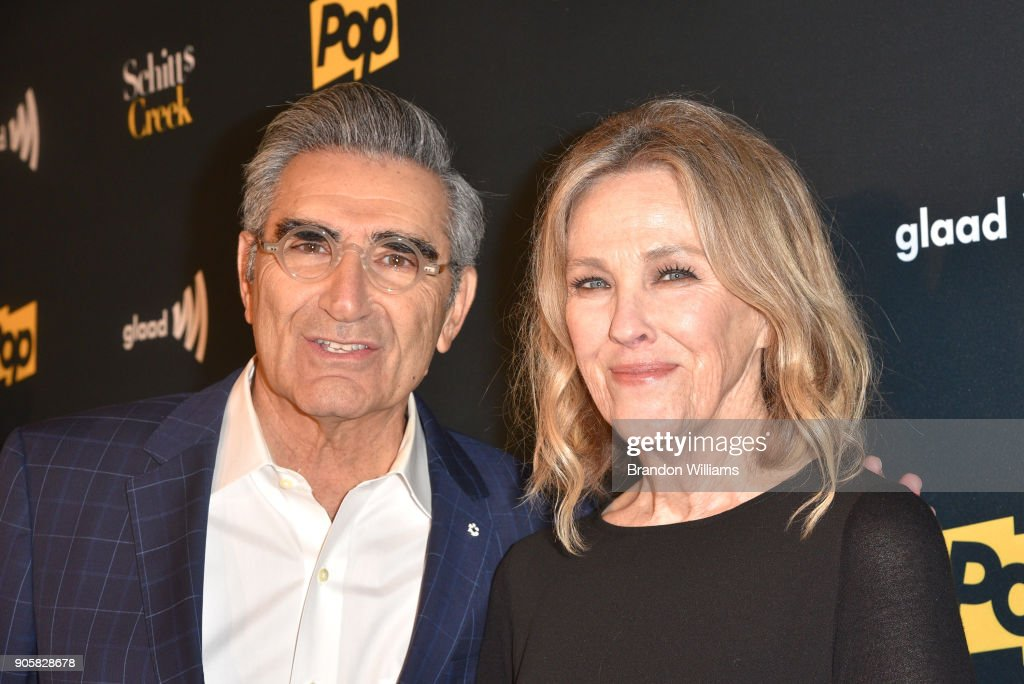 "Premiere Of Pop TV's ""Schitt's Creek"" Season 4 - Red Carpet"