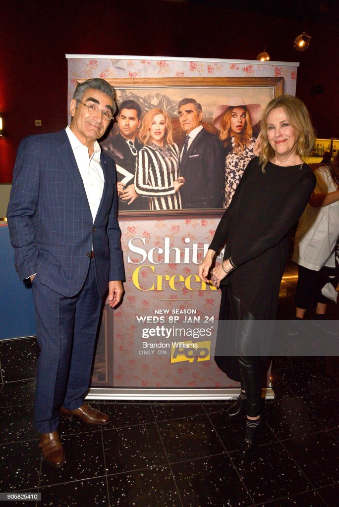 "Premiere Of Pop TV's ""Schitt's Creek"" Season 4 - Pre-Reception"
