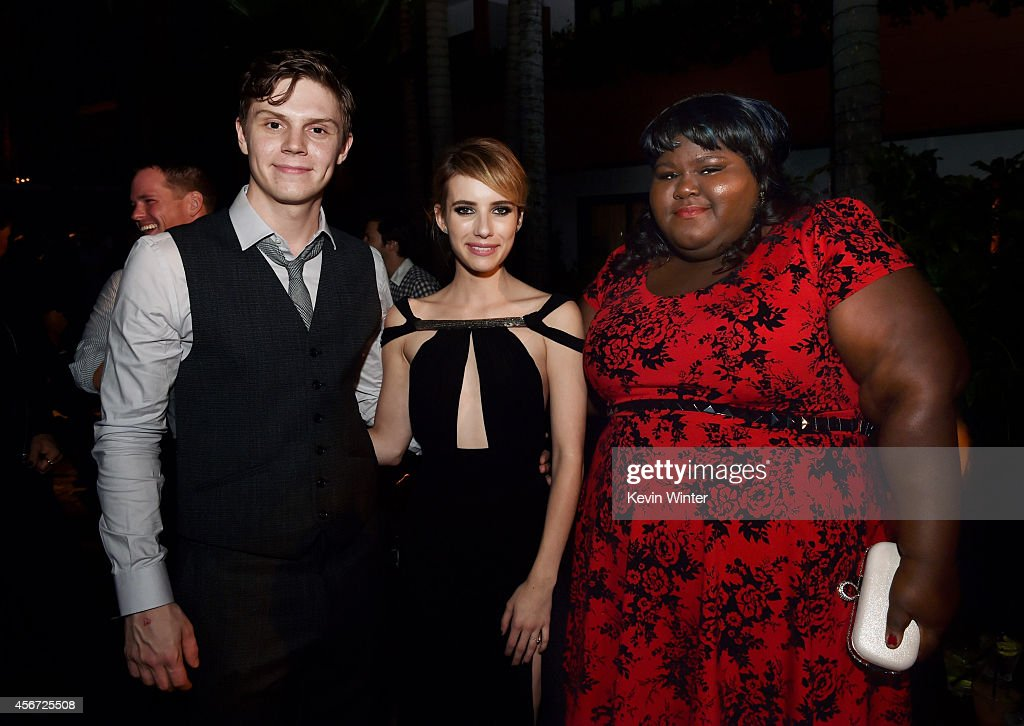 Premiere Screening Of FX's 'American Horror Story: Freak Show' - After Party : News Photo