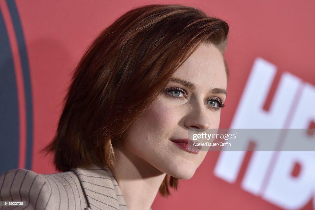 "Premiere Of HBO's ""Westworld"" Season 2 - Arrivals : News Photo"