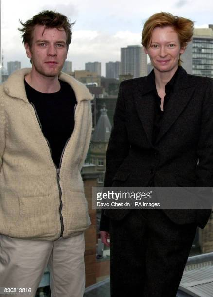 Actors Ewan MacGregor and Tilda Swinton make a special appearance to show support for home based filmmaking by attending the launch of the second...