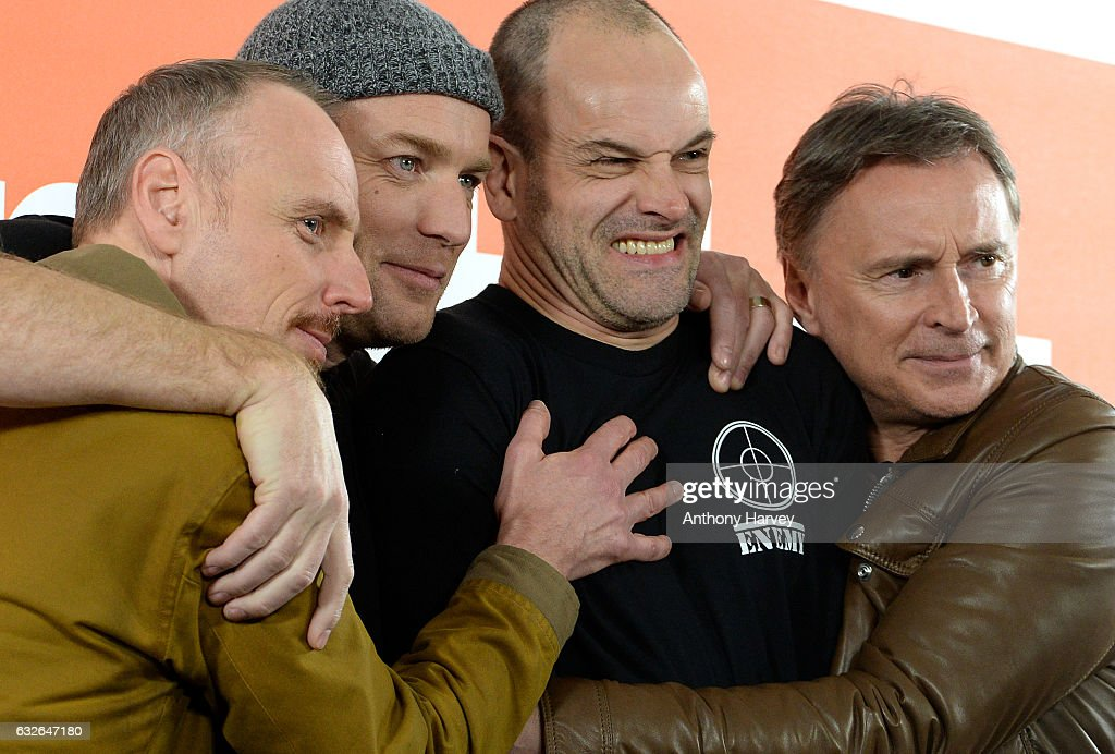 """T2 Trainspotting"" - Photocall"
