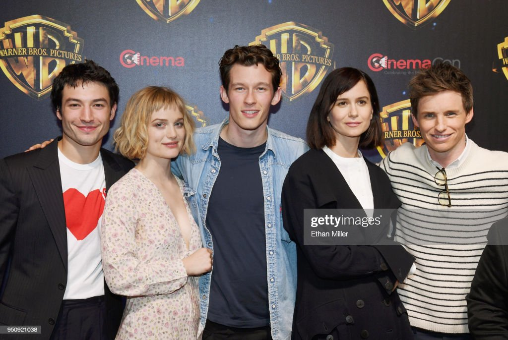 "CinemaCon 2018 - Warner Bros. Pictures Invites You To ""The Big Picture,"" an Exclusive Presentation Of Our Upcoming Slate : News Photo"