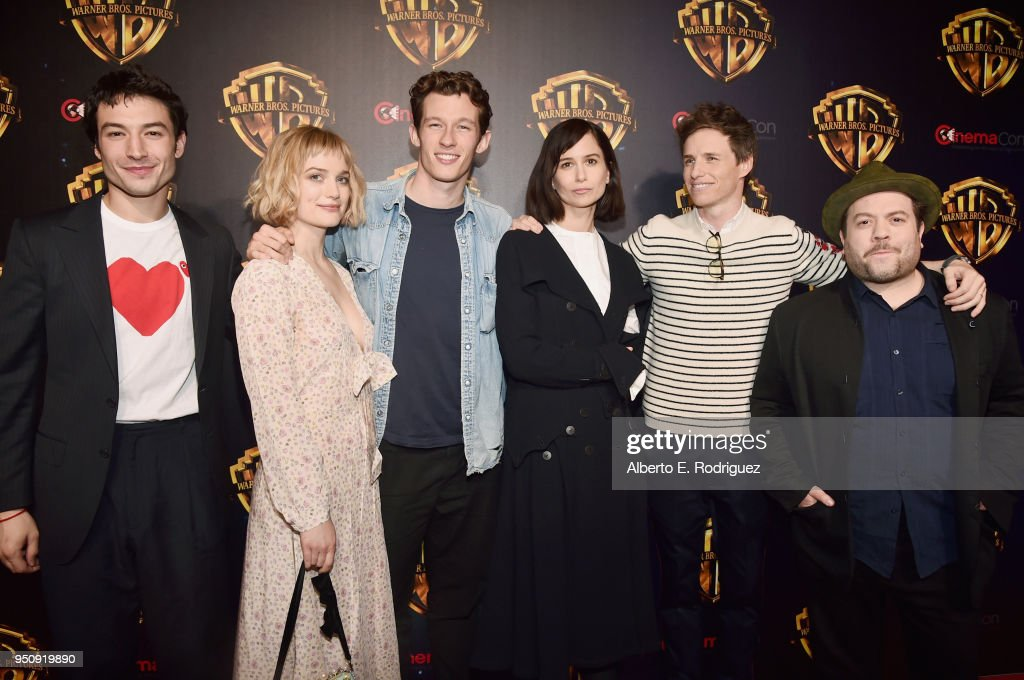 """CinemaCon 2018 - Warner Bros. Pictures Invites You To """"The Big Picture,"""" an Exclusive Presentation Of Our Upcoming Slate : News Photo"""