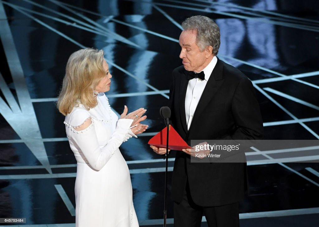 89th Annual Academy Awards - Show : News Photo