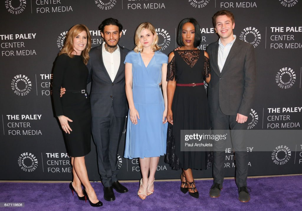 "The Paley Center For Media Presents A Premiere Screening And Conversation For ABC's ""American Crime"" Season 3 - Arrivals : News Photo"