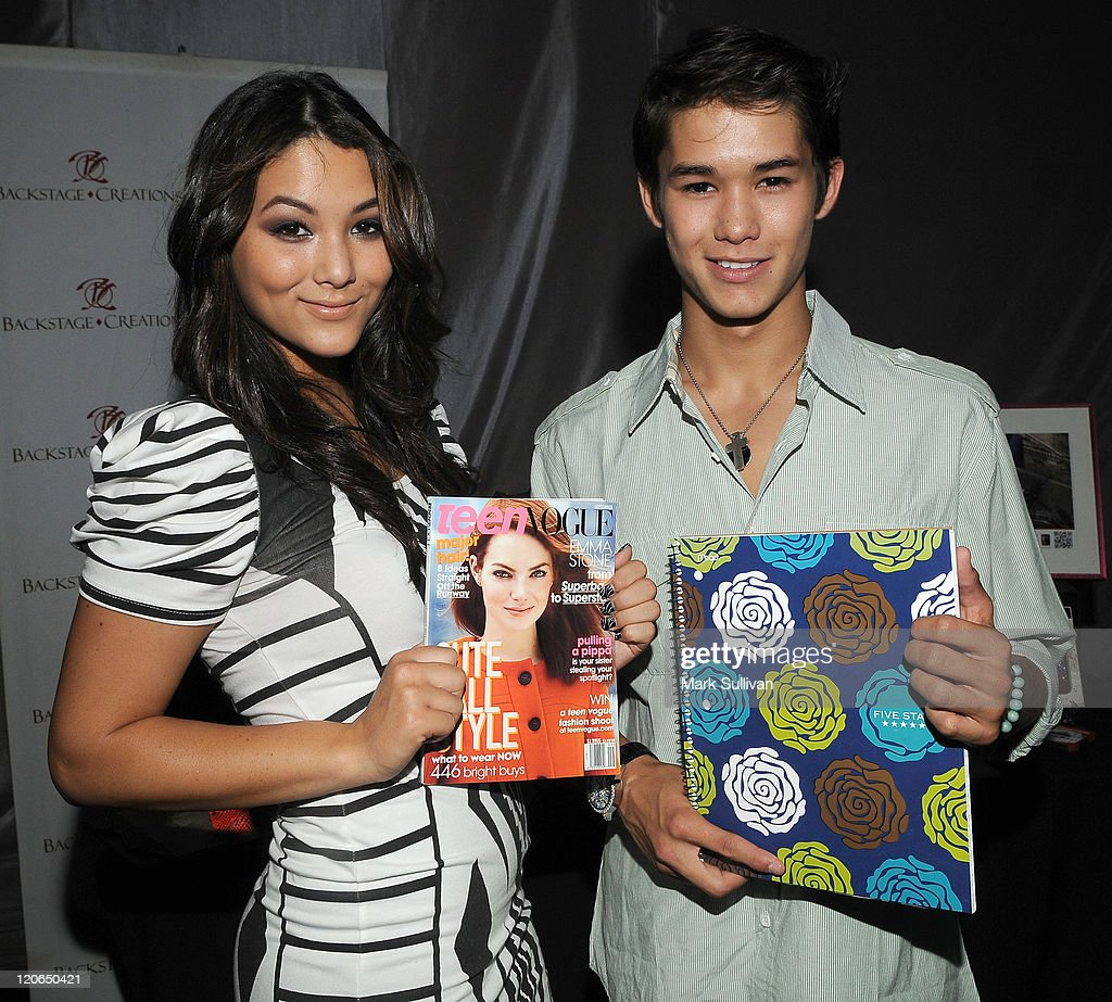 Backstage Creations Celebrity Retreat At Teen Choice 2011 - Day 2