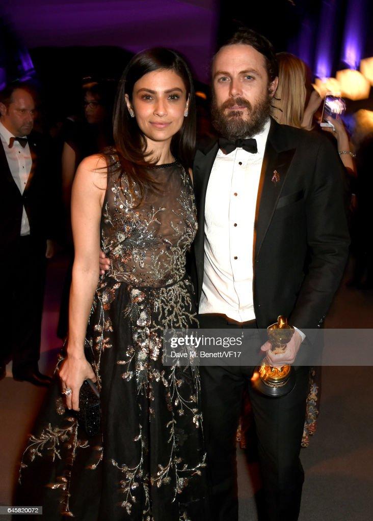 2017 Vanity Fair Oscar Party Hosted By Graydon Carter - Inside : Fotografía de noticias