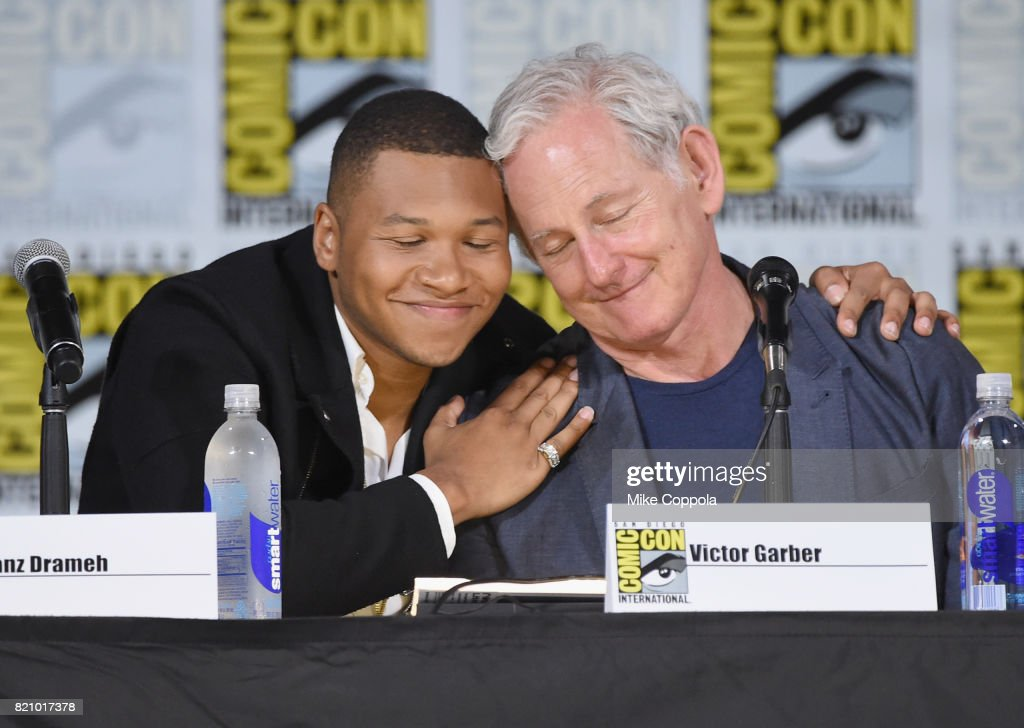 """Comic-Con International 2017 - DC's """"Legends Of Tomorrow"""" Special Video Presentation and Q+A : News Photo"""