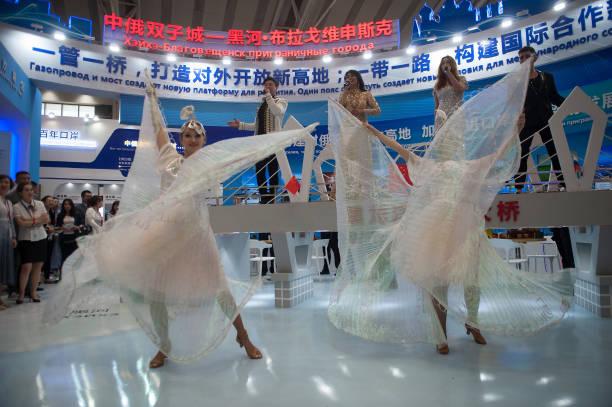 CHN: Sixth Sino-Russian Expo