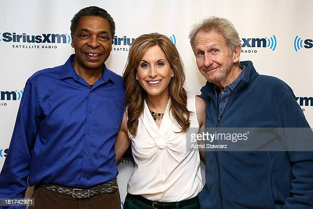 Actors from the Walt Disney's 1989 animated movie 'The Little Mermaid' Samuel E Wright who provided the voice of Sebastian the crab Jodi Benson who...