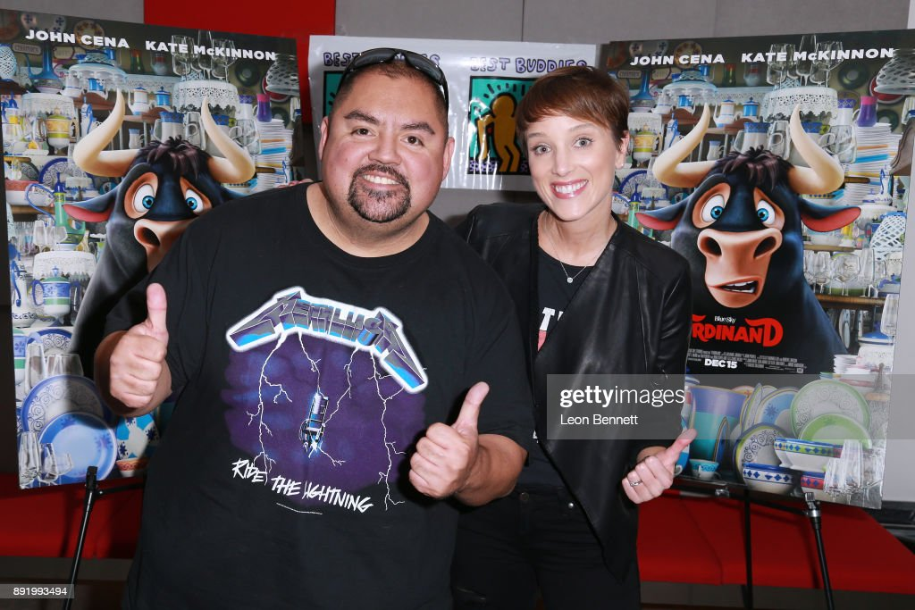 """Best Buddies Hosts Private Screening And Cast Meet And Greet Of """"Ferdinand"""""""