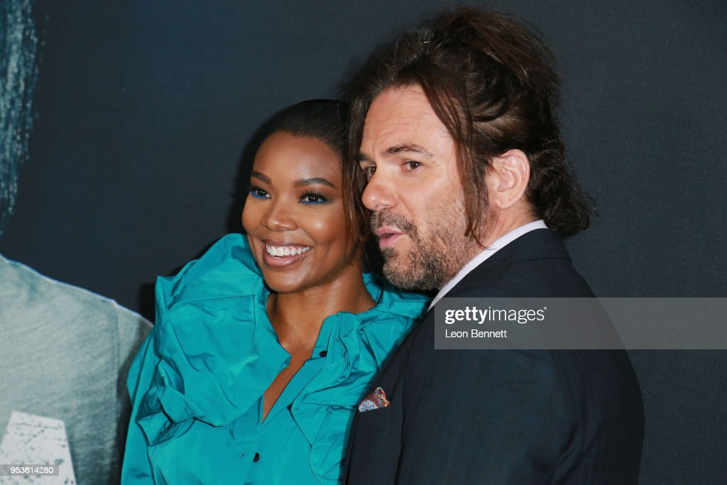 Actors Gabrielle Union and Billy Burke attend Universal Pictures' Special Screening Of 'Breaking In' - Arrivals at ArcLight Cinemas on May 1, 2018 in Hollywood, California.