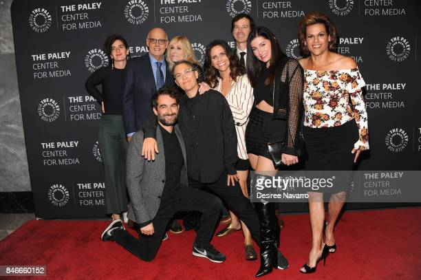 Actors Gaby Hoffmann Jeffrey Tambor Judith Light Jay Duplass comedian Jill Soloway Amy Landecker Rob Huebel Trace Lysette and Alexandra Billings...