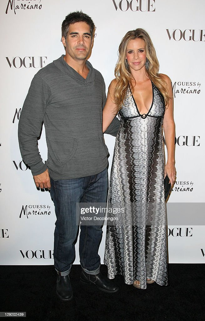 GUESS By Marciano & VOGUE 2011 Holiday Collection Debut : News Photo