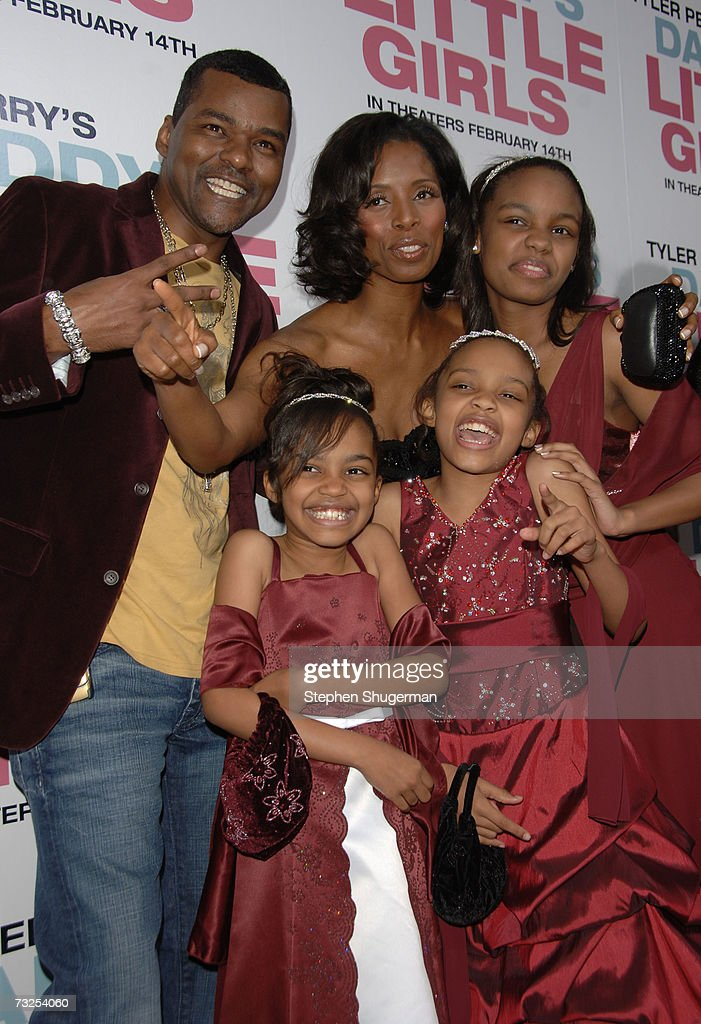 Premiere Of Lionsgate's 'Daddy's Little Girls' - Arrivals : News Photo