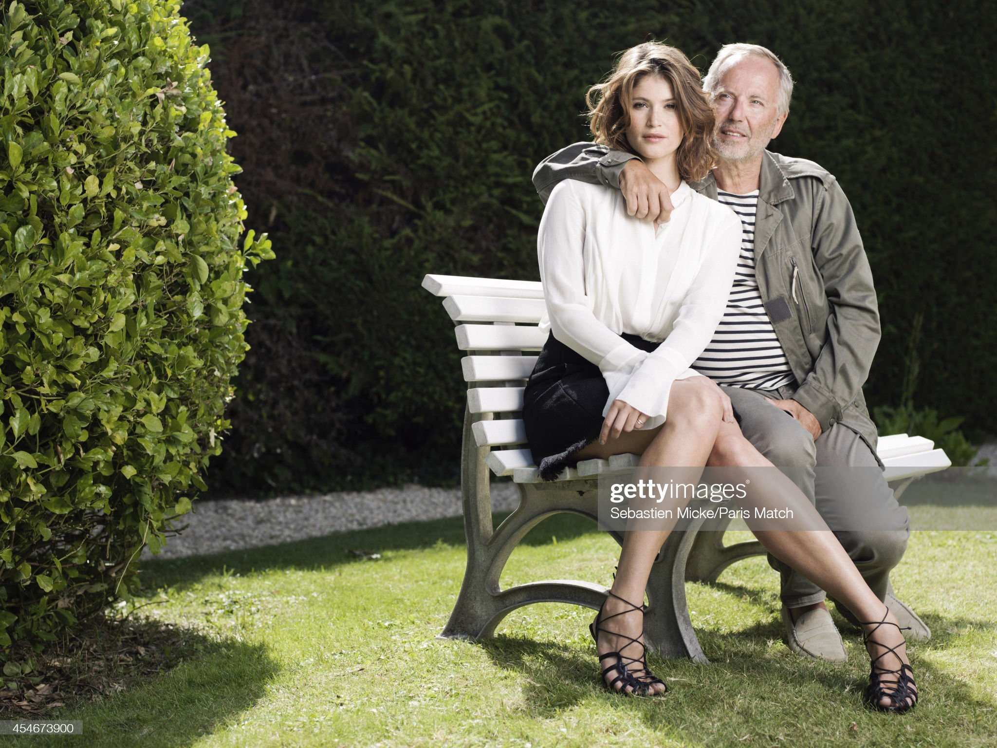 actors-gemma-arterton-and-fabrice-luchini-are-photographed-for-paris-picture-id454673900