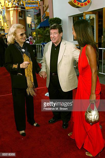 Actors Gena Rowlands Robert Forest and Joy Bryant arrive at the premiere of Skeleton Key at Universal Studios Cinema at Universal City Walk on August...