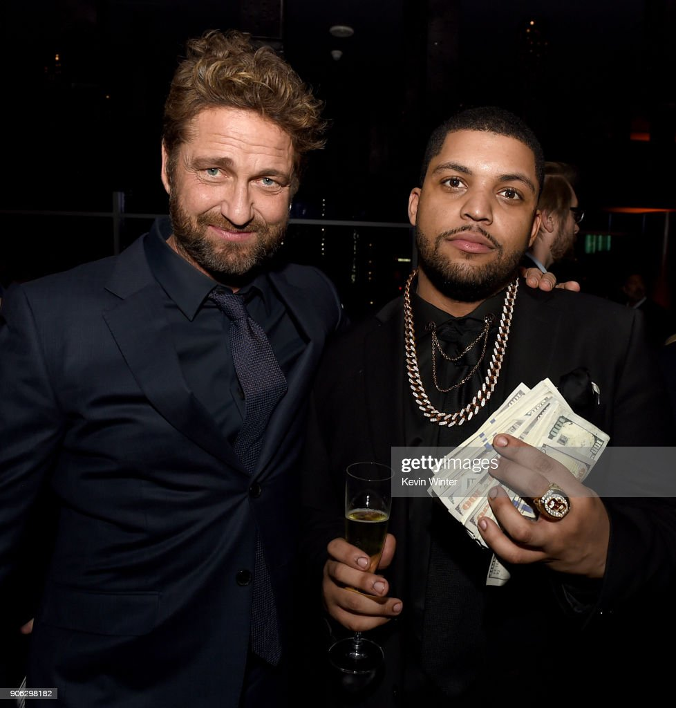 "Premiere Of STX Films' ""Den Of Thieves"" - After Party"