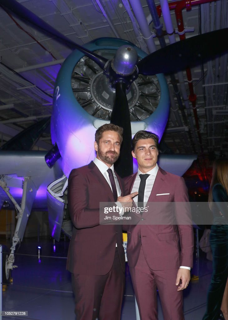 "Lionsgate Hosts The After Party For The World Premiere Of ""Hunter Killer"" : News Photo"