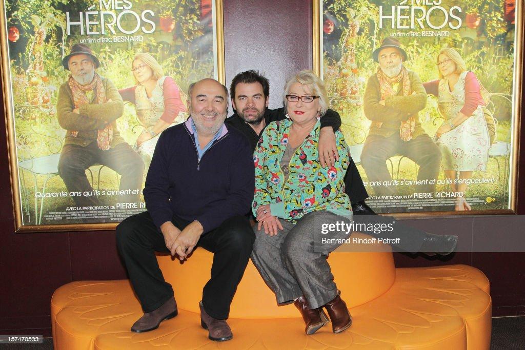 """""""Mes Heros"""" Paris Premiere"""