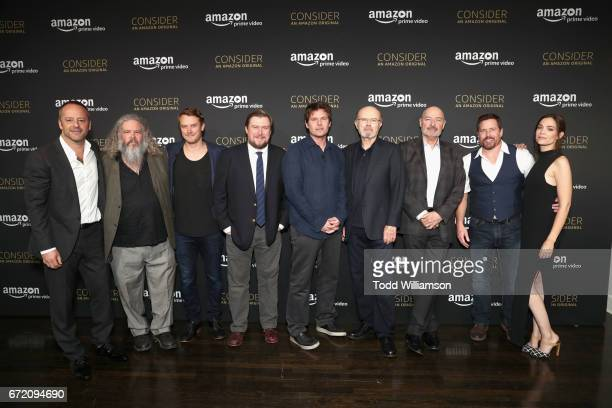 Actors Gil Bellows Mark Boone Junior Michael Dorman Michael Chernus creator/director/executive producer Steven Conrad actors Kurtwood Smith Terry...