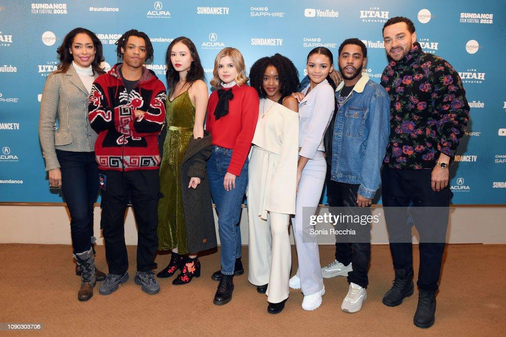 "2019 Sundance Film Festival - ""Selah And The Spades"" Premiere : News Photo"