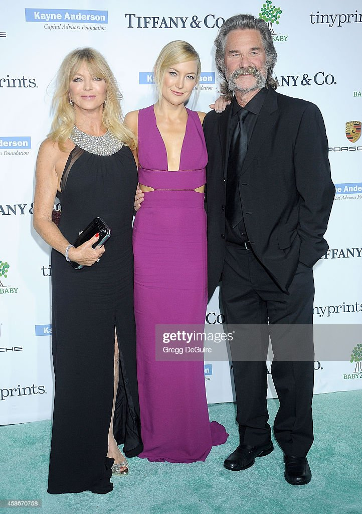 2014 Baby2Baby Gala Presented By Tiffany & Co. Honoring Kate Hudson - Arrivals