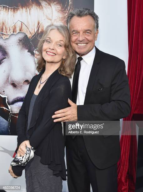 Actors Grace Zabriskie and Ray Wise arrive to The American Film Institute Presents 'Twin PeaksThe Entire Mystery' BluRay/DVD Release Screening at the...