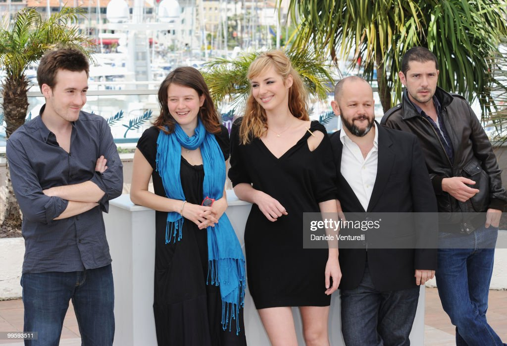 "63rd Annual Cannes Film Festival - ""Black Heaven"" Photo Call"
