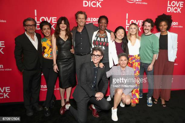 Actors Griffin Dunne Roberta Colindrez Kathryn Hahn Kevin Bacon Lily Mojekwu Sherry Cola Jill Hendrix Charlie Hankin Gabby Maiden and executive...