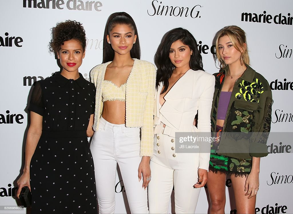 Marie Claire Fresh Faces Party - Arrivals : News Photo