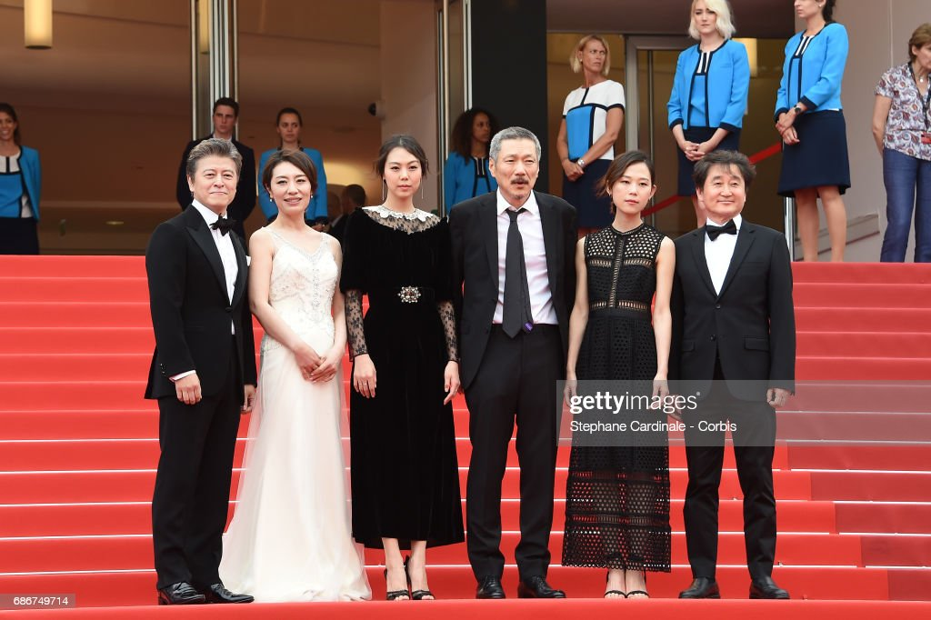 """The Day After "" Red Carpet Arrivals - The 70th Annual Cannes Film Festival"