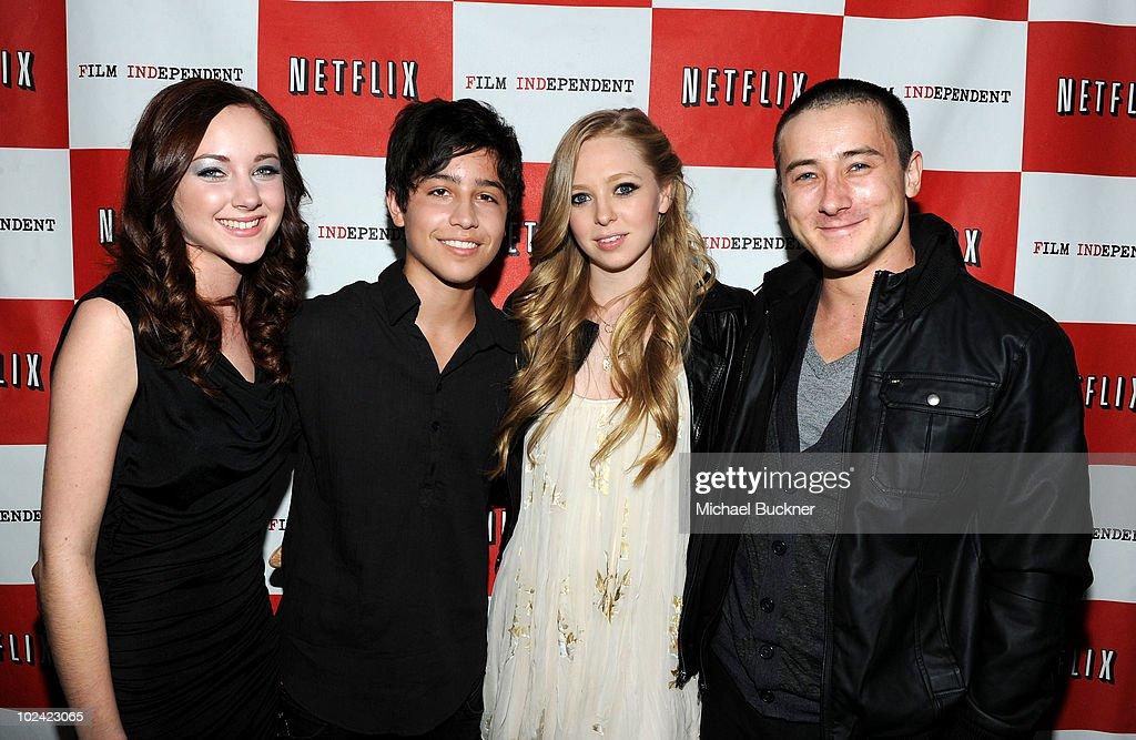 "2010 Los Angeles Film Festival - ""The Wheeler Boys"" Premiere"