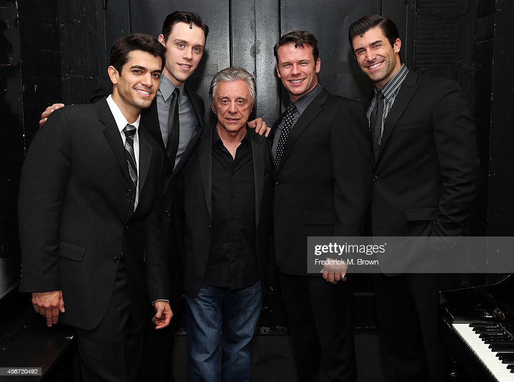 "Opening Night Of ""Jersey Boys"" At The Hollywood Pantages Theatre"