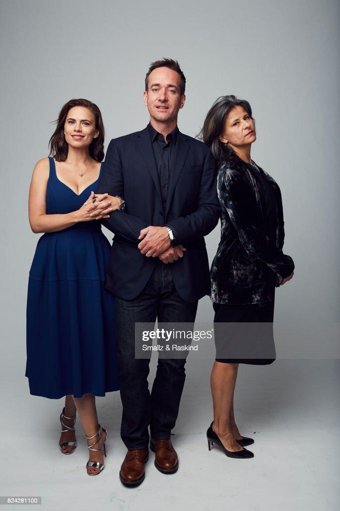 2017 Summer TCA - Portraits : News Photo
