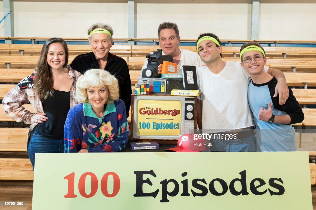 The Goldbergs Celebrates 100 Episodes : News Photo