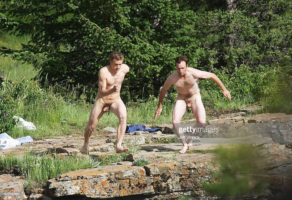 Heath Ledger naked : News Photo
