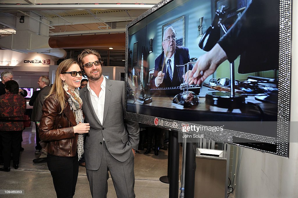 LG At The 2011 Film Independent Spirit Awards Voter Party : News Photo