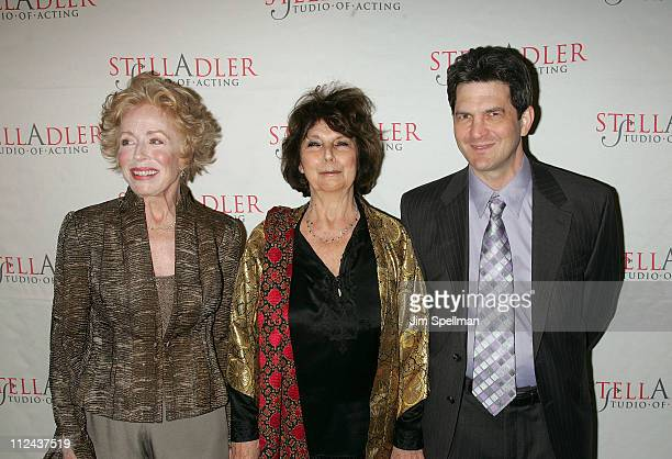 Actors Holland Taylor, Ellen Adler, Tom Oppenheim arrive at the 4th Annual Stella by Starlight Gala Benefit Honoring Martin Sheen at Chipriani 23rd...