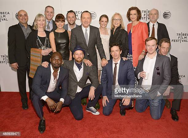 Actors Howard Overshown Gemma Jones Andrew Long Annabel Scholey Simon Lee Phillips Kevin Spacey Katherine Manners Maureen Anderman Haydn Gwynne...