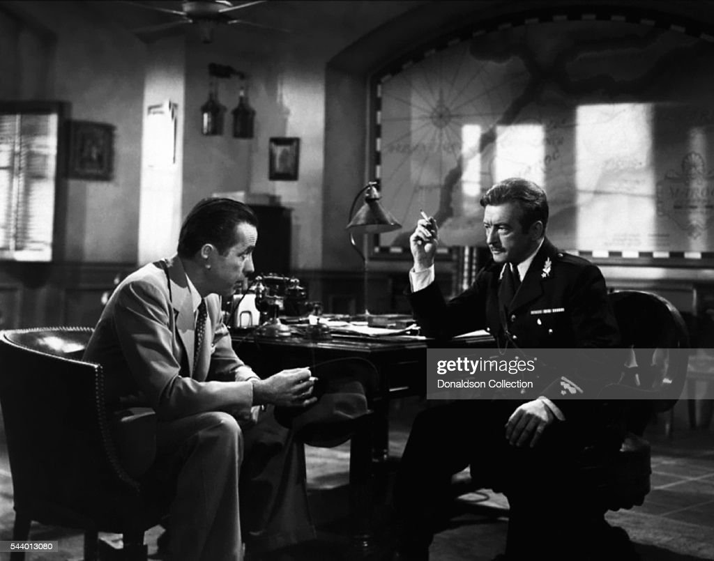 Casablanca : News Photo