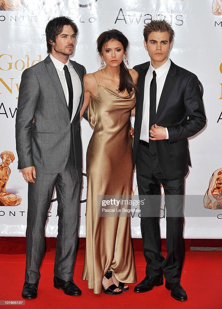 50th Monte Carlo TV Festival - Closing Ceremony : News Photo